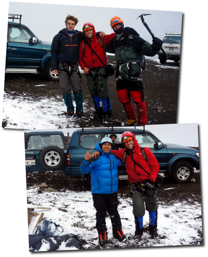 after cotopaxi
