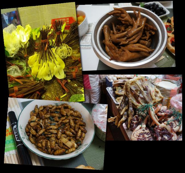 ingredients varies chinois