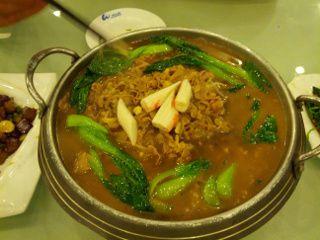 plat chinois