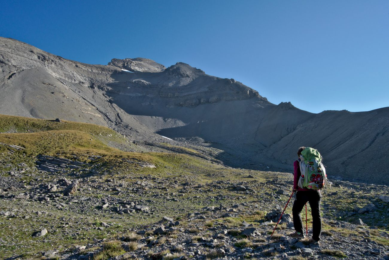 getting to the susanfe pass