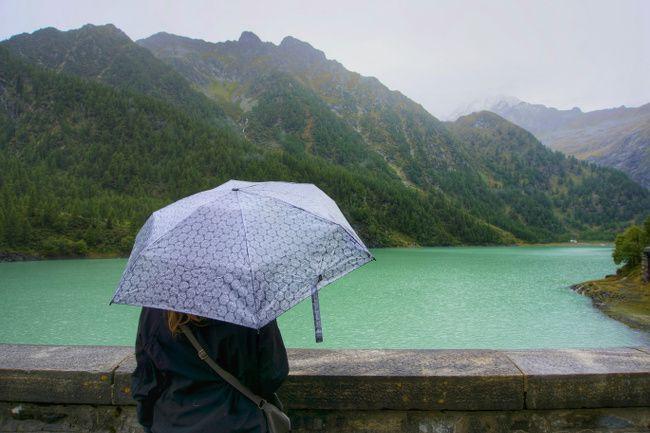 le lac de cheggio