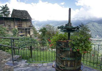 village italien