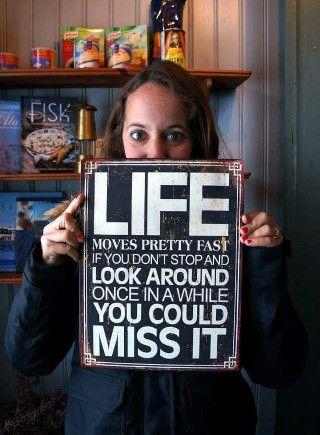 la vie est courte