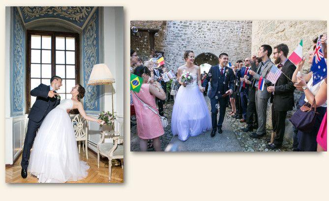 journée de mariage