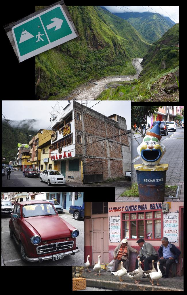 village de banos