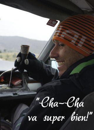 cha-cha, boisson de géorgie