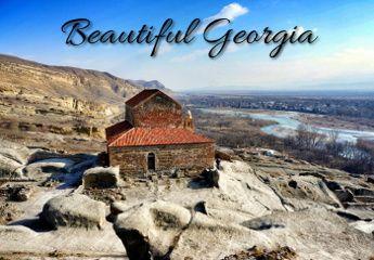 site unesco en géorgie