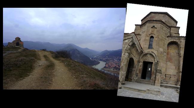 monastère de Jvari