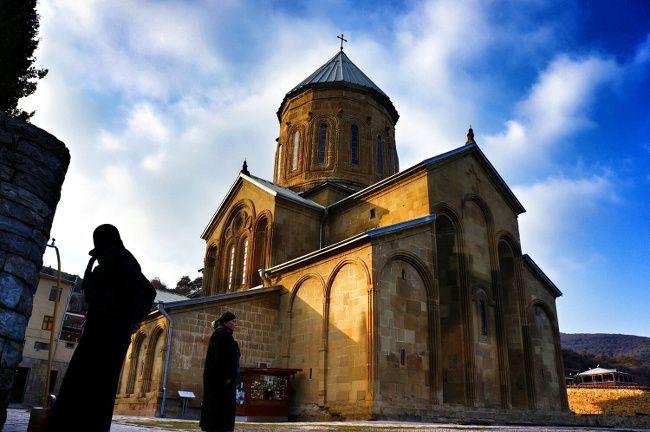 église de mtskheta