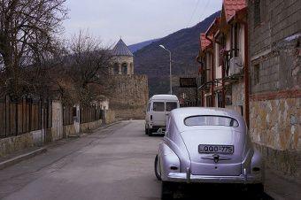 village Unesco, Géorgie