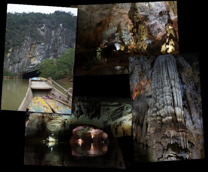 phong nha grotte