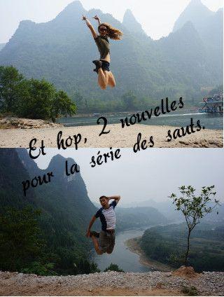 photo de saut