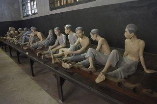 la prison de Hanoi