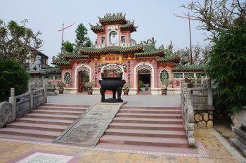 temple à Hoian