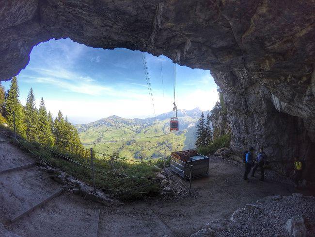 grotte wildkirchli appenzell