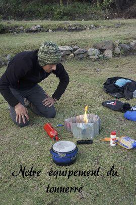 materie de camping