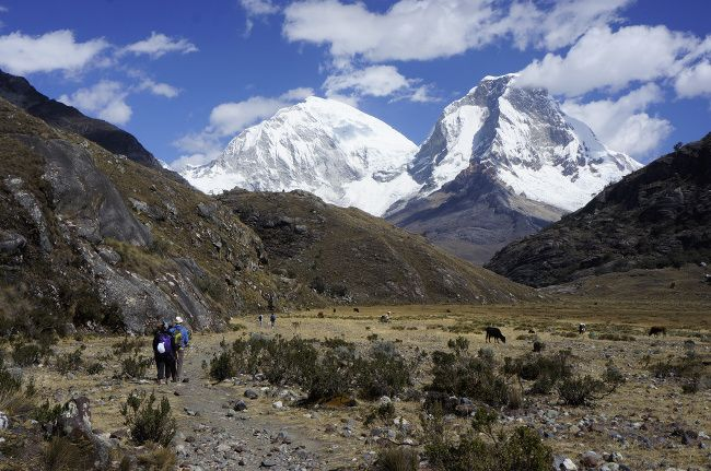 parc national huascaran perou