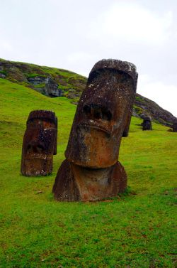 moai rano raraku