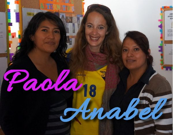 Paola et Anabel