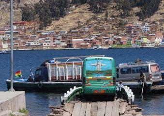 bus barque