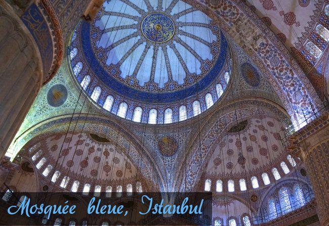 intérieur mosquée