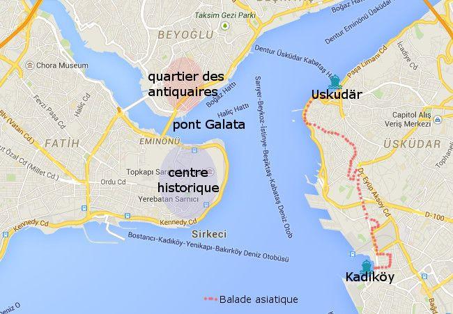 Visiter La Ville DIstanbul En Hiver Rcit De Notre Voyage