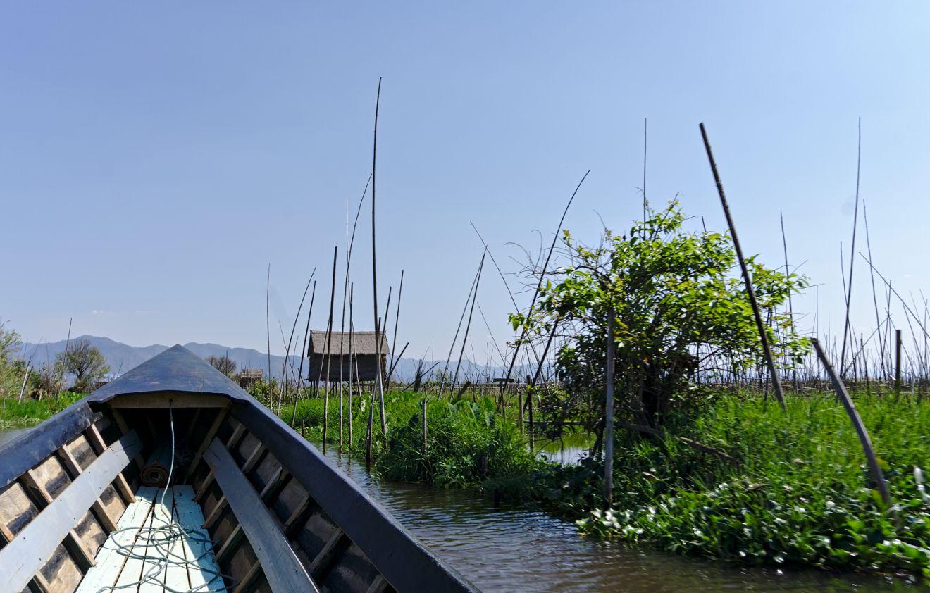 tour en bateau lac inle