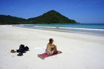 plage de Kuta