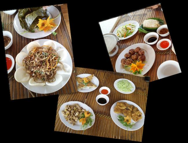 gastronomie en homestay