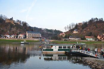 ferry elbe