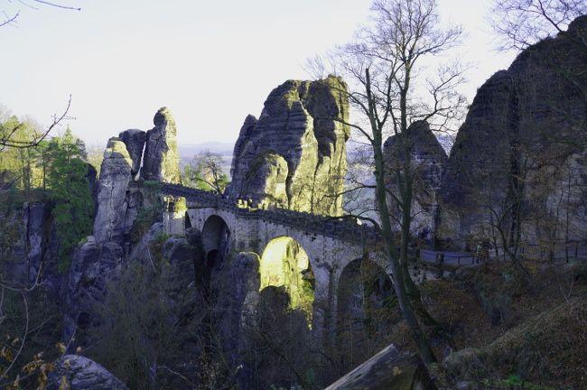 pont en pierre bastion