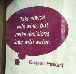 citation sur le vin
