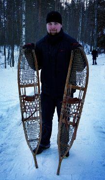 raquette finlande