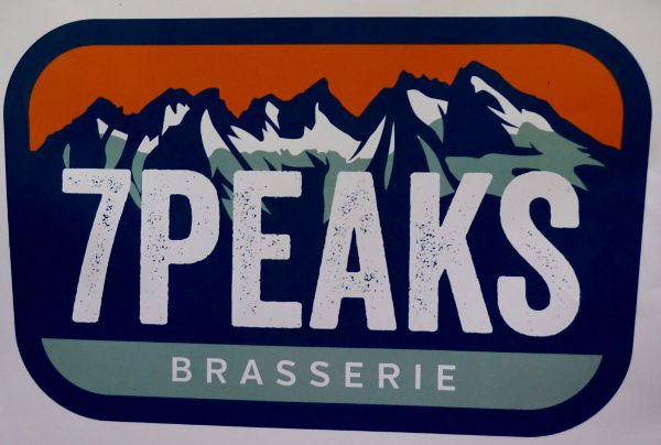logo bière 7Peaks, Morgins
