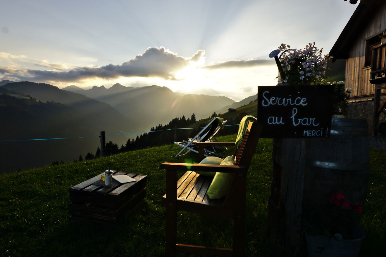 Chalet Chanso in morgins