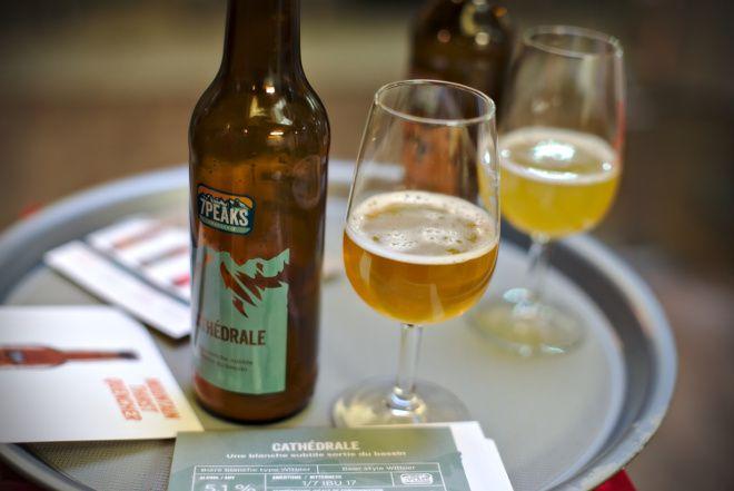 bière artisanale suisse