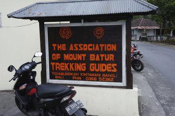 guides trekking pour le mont Batur
