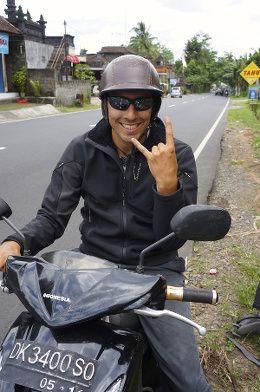location de scooter en indonesie