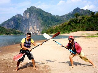 nord laos kayak