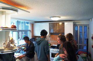 cuisine hostal