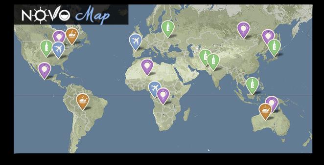 novo-map plugin