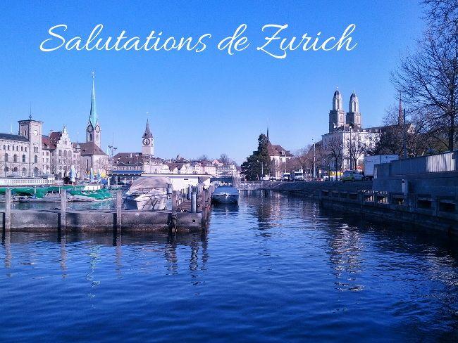 salutations Zurich