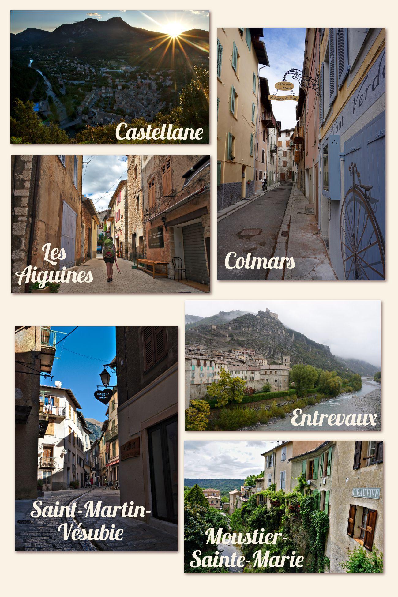 les plus beaux village de provence