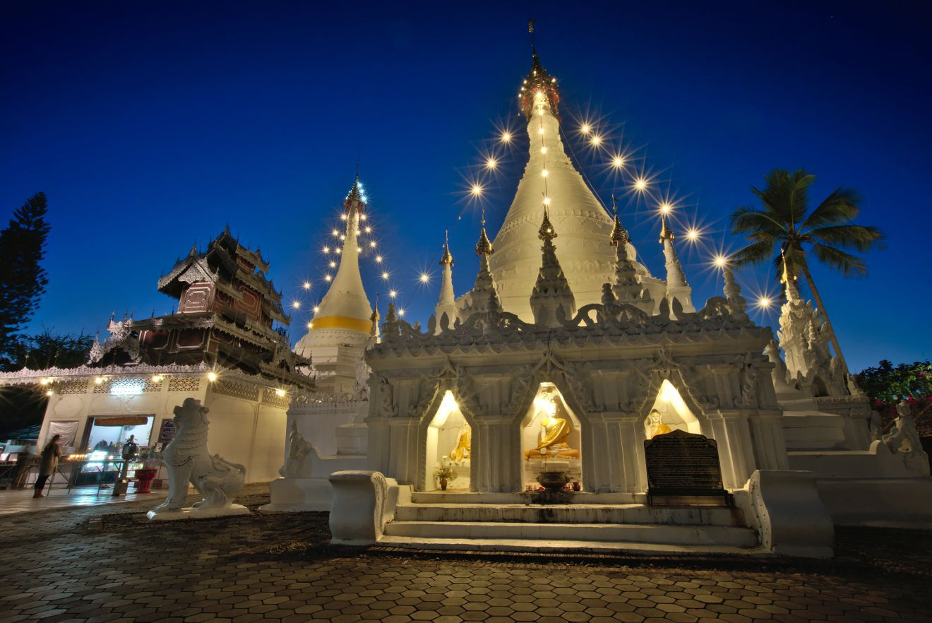 temple de mae hong son