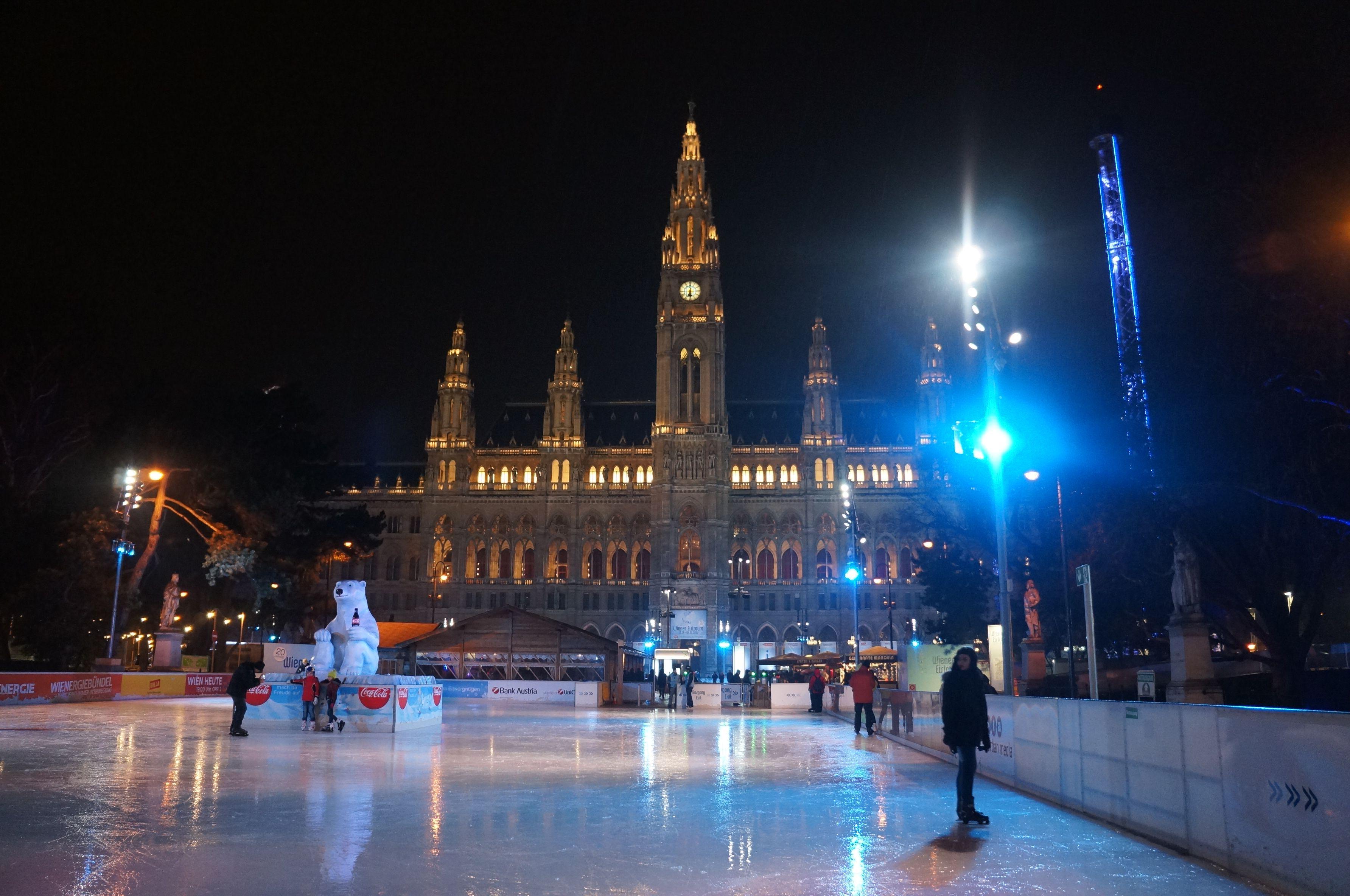 patinoire Rathaus