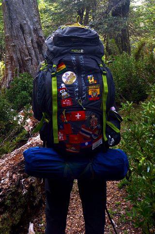 backpack benoit