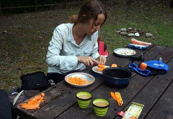 trek cuisine