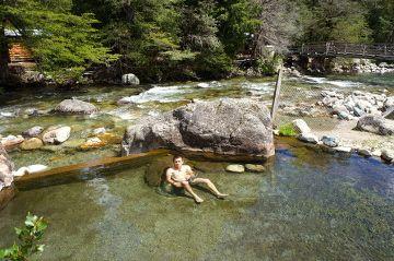 eaux thermales en patagonie