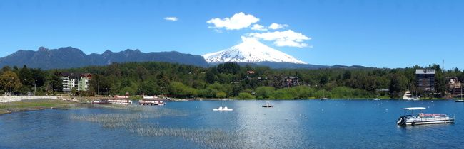 panorama pucon