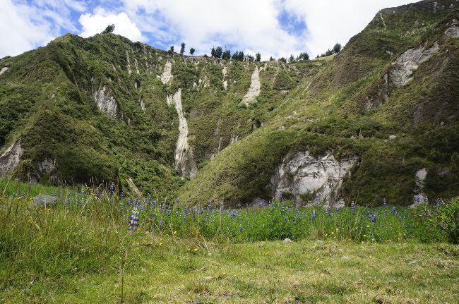 trek de quilotoa a chugchilan